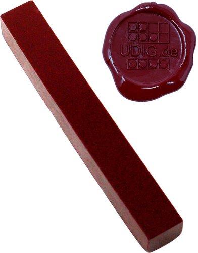 Siegellack Bordeauxviolett - Unser Feinster- 1 Stange, 7,5 cm