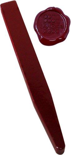 UDIG Siegellack Bordeauxviolett, 1 Stange, 12,8 cm