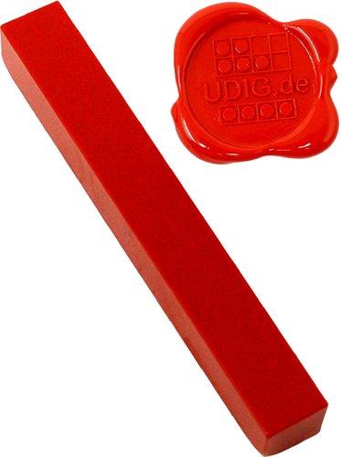 Siegellack Feuerrot - Unser Feinster - 1 Stange, 7,5 cm