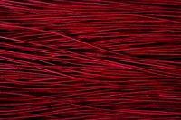 Lederband weinrot 1 Stück - Stärke 1,5 mm, Länge 1 m