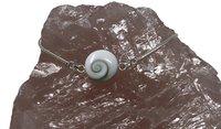 Wechsel Armband Shiva Muschel / Baum des Lebens, 925er Silber