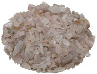 1 kg Rosenquarz Granulat / Split, 5 bis 25 mm