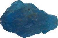 1 Stück Apatit Rohstein Mini, A Qualität ca. 5 ct, 8 - 11 mm