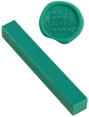 Siegelwachs - unser feinster - Türkis, 1 Stange, 7 cm