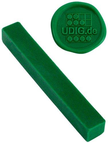 Siegelwachs - unser feinster - Wiesengrün, 1 Stange, 7 cm