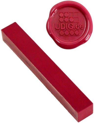 Siegelwachs - unser feinster - Pink, 1 Stange, 7 cm