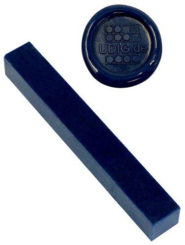 Siegelwachs - unser feinster - Dunkelblau, 1 Stange, 7 cm