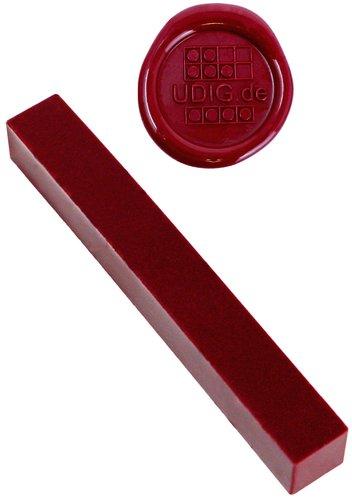 Siegelwachs - unser feinster - Bordeauxviolett, 1 Stange, 7 cm